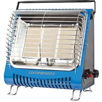 Companion Large Portable Propane Gas Camp Heater