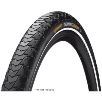 "Continental Contact Plus 26x1.75"" Reflex Urban Tyre"