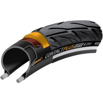 """Continental E50 Contact+ CIty RFX 27.5X2.2"""" Tyre"""