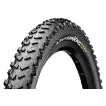 "Continental Mountain King II Pure Grip 29x2.3"" TR Folding MTB Tyre"