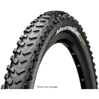 """Continental Mountain King ProTection 29x2.3"""" Tubeless Ready Folding MTB Tyre"""
