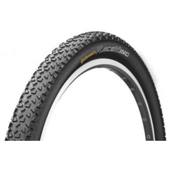 """Continental Race King II PureGrip Compound 27.5x2.2"""" Tubeless Ready Folding MTB tyre"""