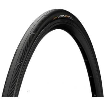 Continental Ultra Sport 3 700X25c Folding Tyre Black