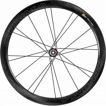 Corima Black DX Wide Series 47mm Carbon Clincher Disc Brake Rear Wheel (Shimano/SRAM)
