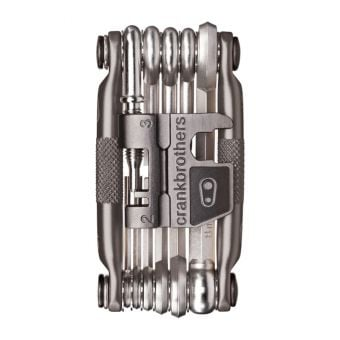 Crank Brothers M17 Multi-Tool Nickle Plated