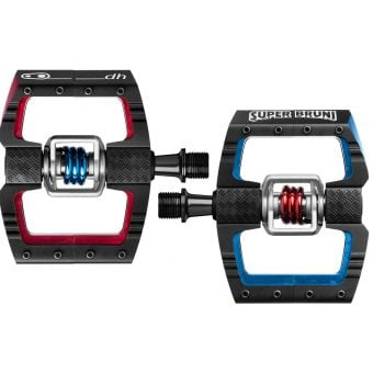 Crank Brothers Mallet DH Race II Pedals Super Bruni LE