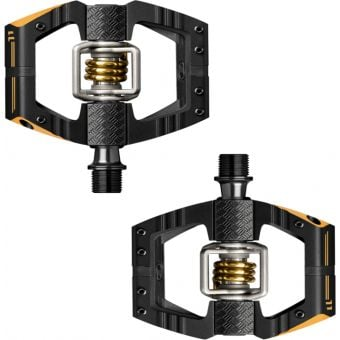 Crank Brothers Mallet E 11 Enduro Race Pedals Black/Gold