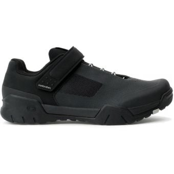 Crank Brothers Mallet E Speed Lace SPD MTB Shoes Black/Silver