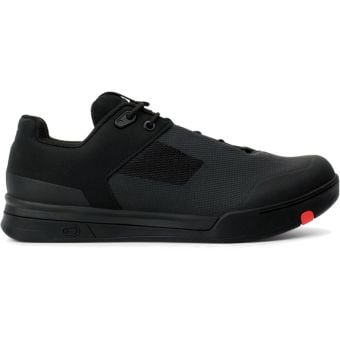 Crank Brothers Mallet Lace SPD MTB Shoes Black/Red