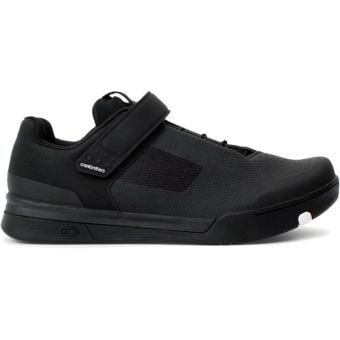 Crank Brothers Mallet Speed Lace SPD MTB Shoes Black/White