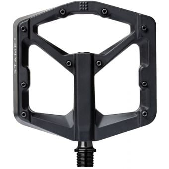 Crank Brothers Stamp 2 Gen2 Pedals Black Large