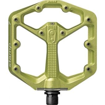 Crank Brothers Stamp 7 Pedals Green Small