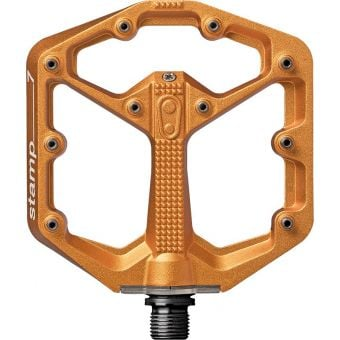 Crank Brothers Stamp 7 Pedals Orange Small