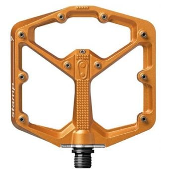 Crank Brothers Stamp 7 Pedals Orange Large