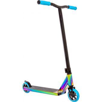 Crisp Surge Scooter CCP/Blue (Black Bars)