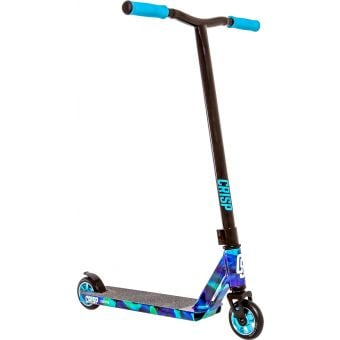 Crisp Switch Chrome Scooter Cloudy Blue/Black