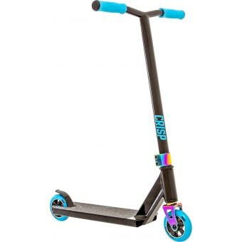 Crisp Switch Mini Scooter Black/Blue