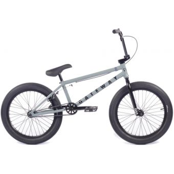"Cult Gateway 20"" BMX Bike Grey/Black"