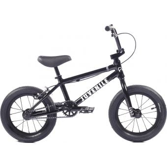 "Cult Juvi 14"" BMX Bike Black/Black"