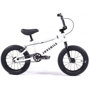 "Cult Juvi 14"" BMX Bike White/Black"