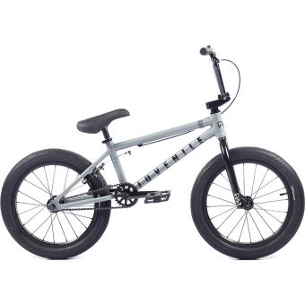 "Cult Juvi 18"" BMX Bike Grey/Black"