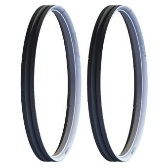 "CushCore Kit 29er 29 x 2.1-2.5"" Tubeless Puncture Protection (Pair)"
