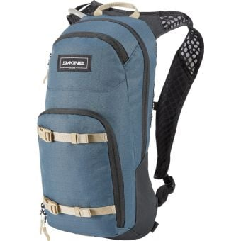 Dakine Session 8L Hydration Backpack Midnight Blue