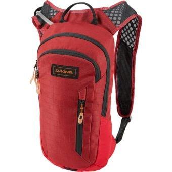 Dakine Shuttle 6L Hydration Backpack Deep Red