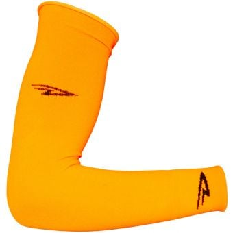 Defeet D-Logo Armskins Hi Viz Orange