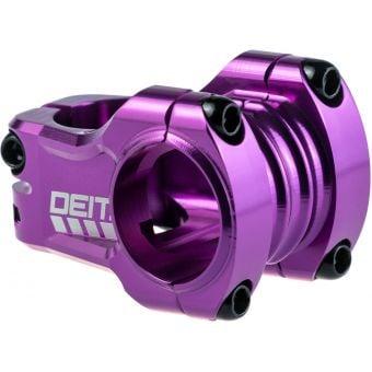 Deity Copperhead 31.8mm 35mm Stem Purple