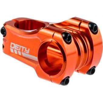 Deity Copperhead 31.8mm 50mm Stem Orange