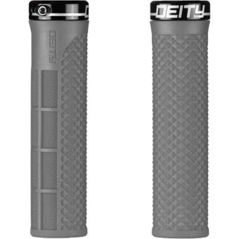 Deity LockJaw MTB Handlebar Grip Stealth