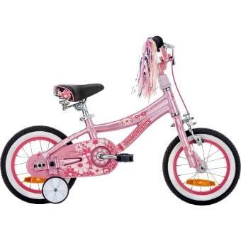 Diamondback Alloy Lil Della Cruz 30cm Girls EASYas Cruiser Bike Pink