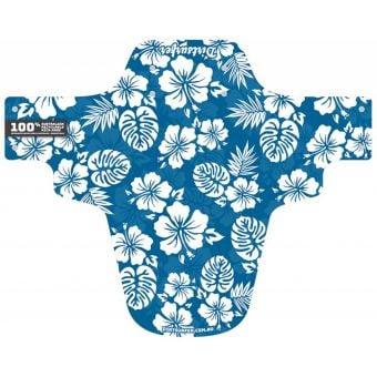 Dirtsurfer Mudguard Blue Hawaii
