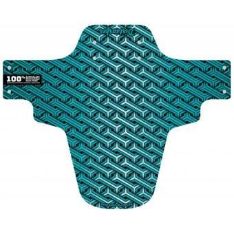 Dirtsurfer Mudguard Geoweave Turquoise
