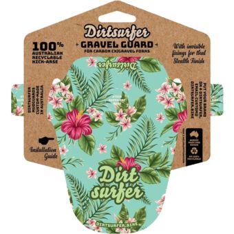 Dirtsurfer Mudguard Gravel Specific Hibiscus 2