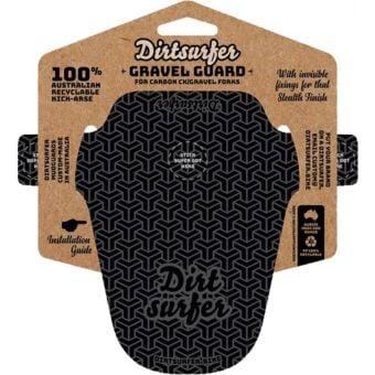 Dirtsurfer Mudguard Gravel Specific Triweave