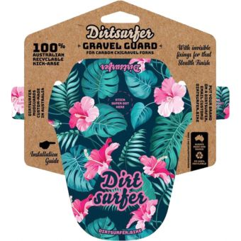 Dirtsurfer Mudguard Gravel Specific Tropicana