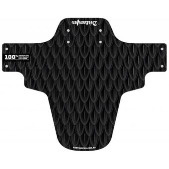 Dirtsurfer Mudguard Scales Black