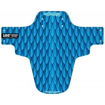 Dirtsurfer Mudguard Scales Blue