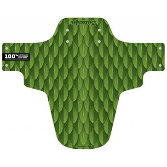 Dirtsurfer Mudguard Scales Green