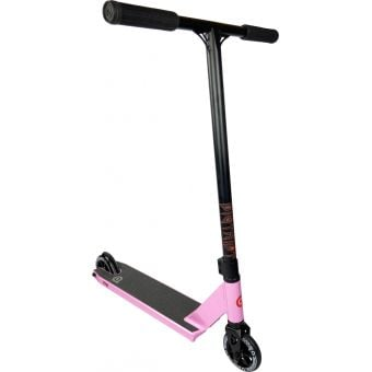 District Titus Complete Scooter w/110mm Wheels Powder Pink/Black