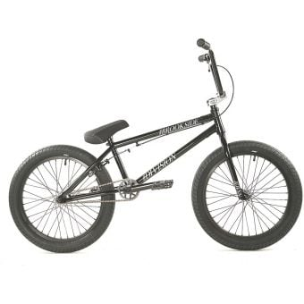 "Division Brookside 20.5"" TT Complete BMX Bike Black/Polished"
