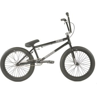 "Division Fortiz 21.0"" TT Complete BMX Bike Black/Polished"