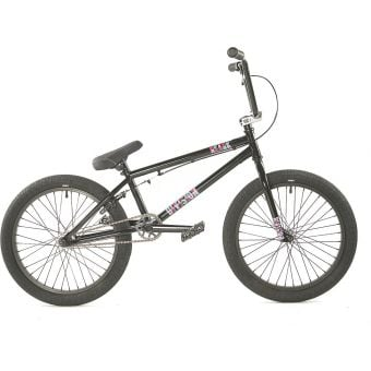 "Division Reark 19.5"" TT Complete BMX Bike Black/Polished"