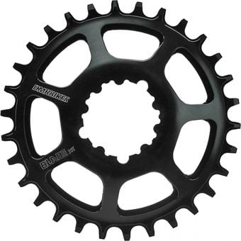 DMR Blade Direct Mount Boost Chainring Black 30T