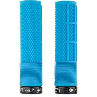 DMR Brendog Death Grips Flangeless Thin Soft Blue