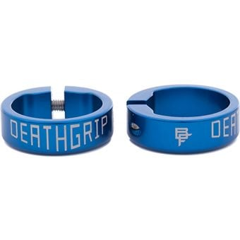 DMR Deathgrip Collar 2pk Blue