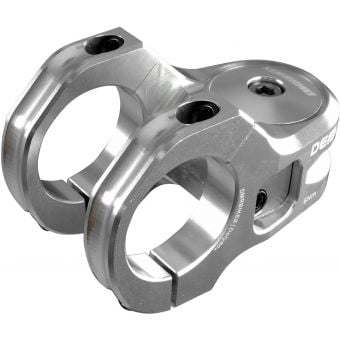 DMR Defy50 Top Close 31.8 x 50mm Stem Polished Silver
