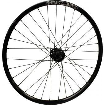 "DMR Pro Thret 26"" 20x110mm 6 Bolt 36 Hole Front Wheel Black"